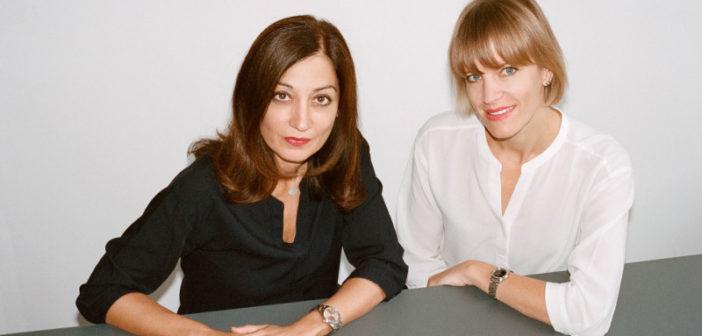 Shadi Rahbaran und Ursula Hürzeler