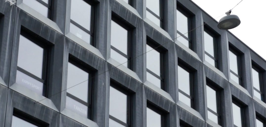 Geschäftshaus Uno, 2011 © Architektur Basel