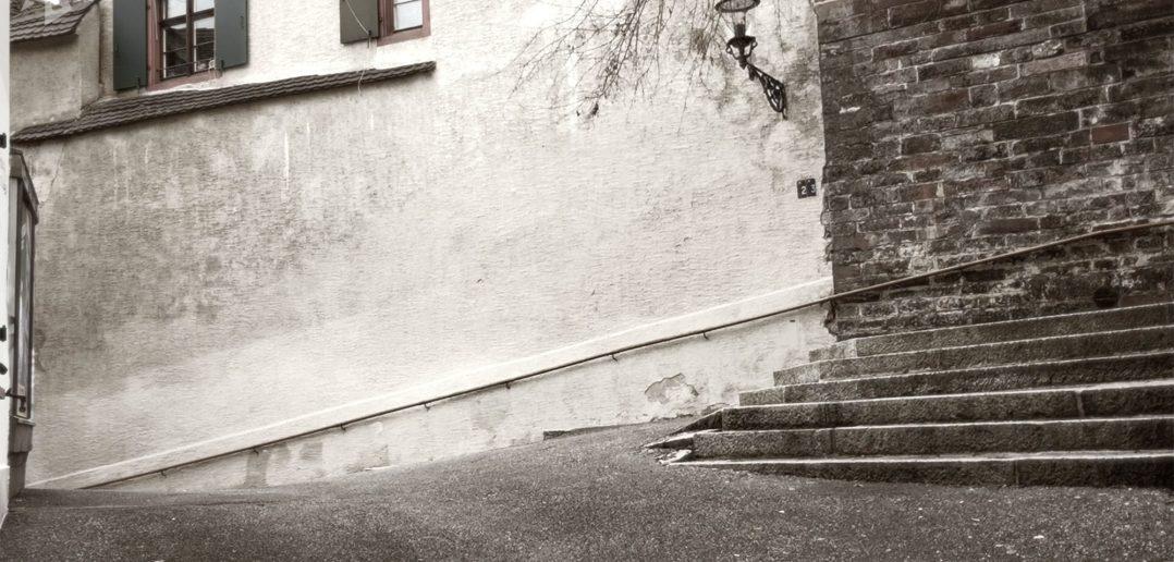 Lohnhofgässlein, Basel © Architektur Basel