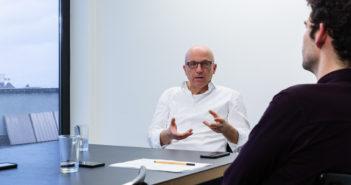 Interview mit Meinrad Morger © Armin Schärer / Architektur Basel