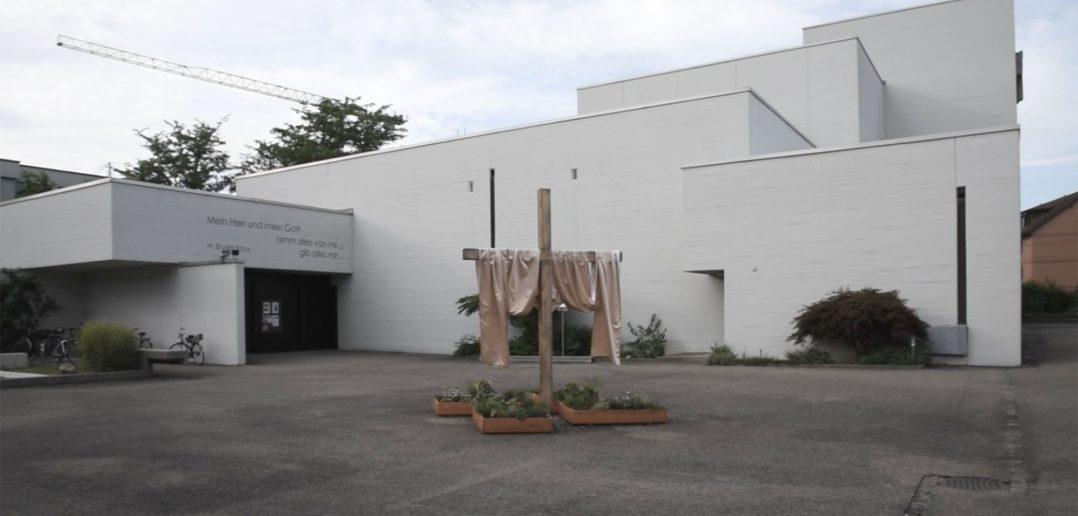 Römisch-katholische Kirche Johannes Maria-Vianney Muttenz, 1964 © Architektur Basel