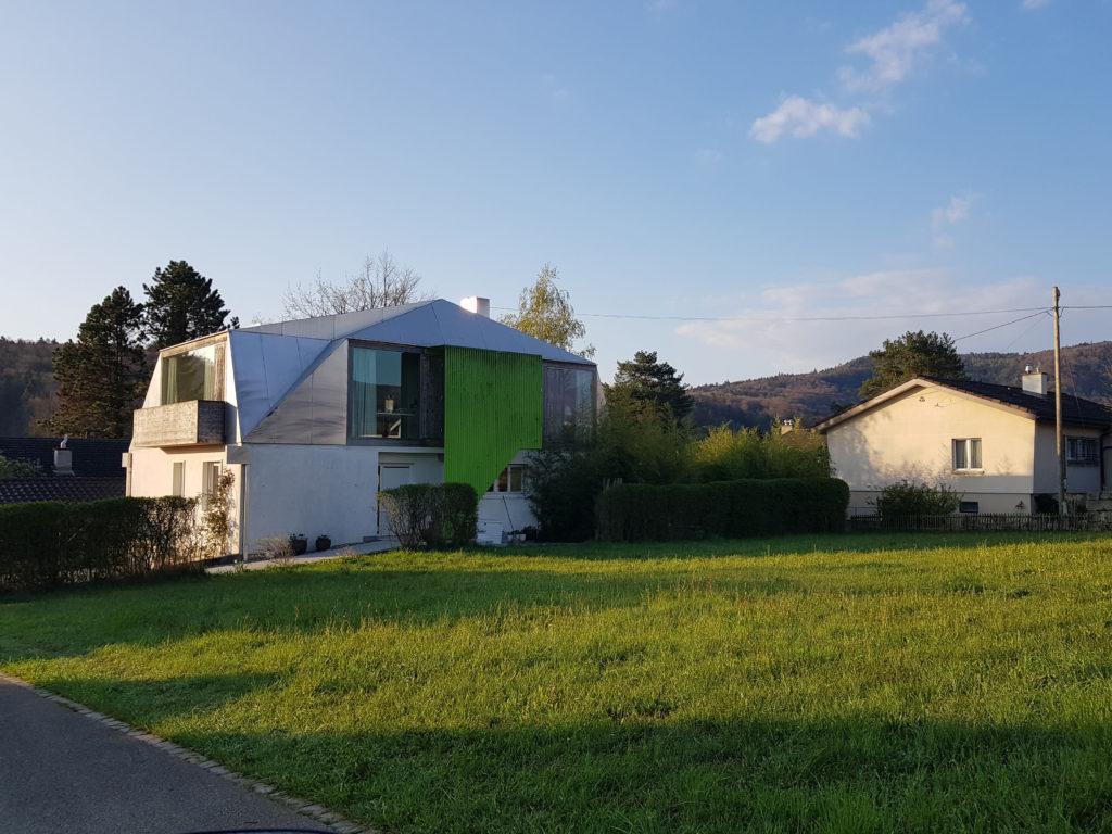 Das Wohnhaus in Lupsingen heute (Foto: Corinne Nebiker)