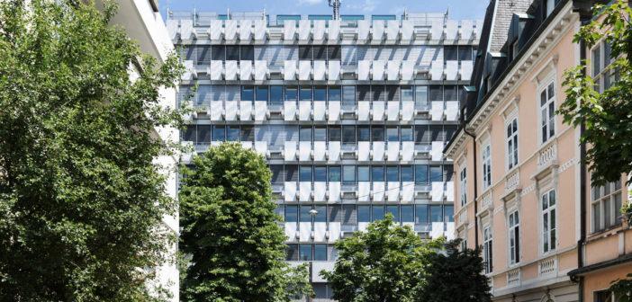 Biozentrum Universität Basel von Burckhardt+Partner © Architektur Basel