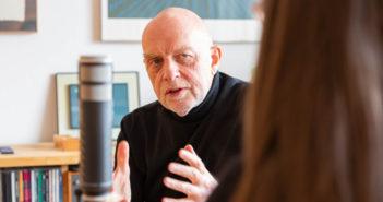 Architektur Basel im Gespräch mit Bruno Trinkler © Armin Schärer / Architektur Basel