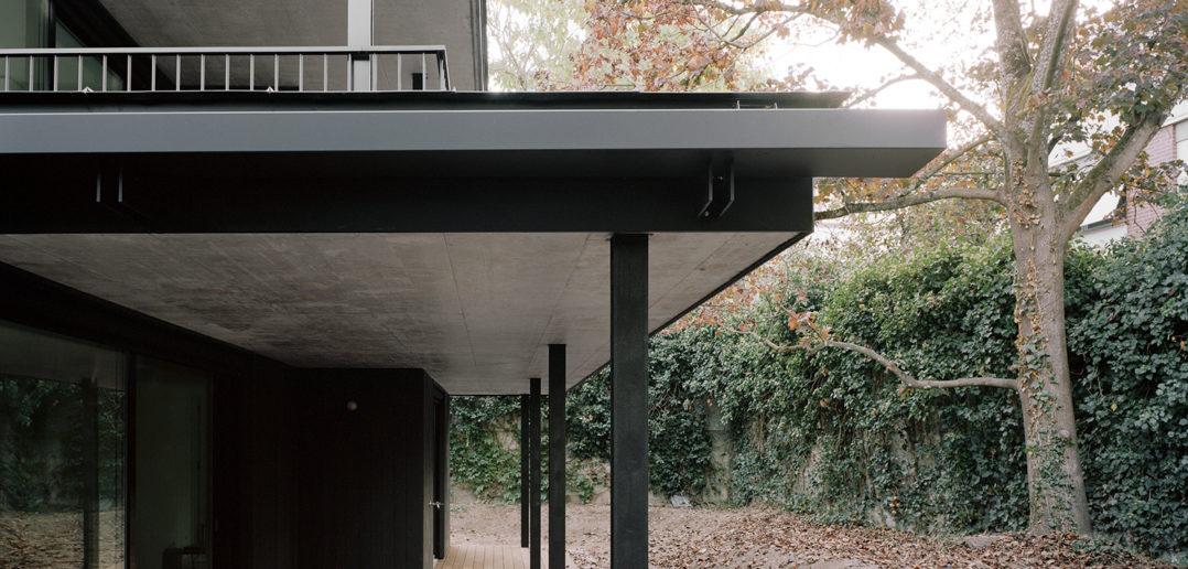 Felippi Wyssen Architekten: Wohnhaus Gatternweg in Riehen © Rasmus Norlander
