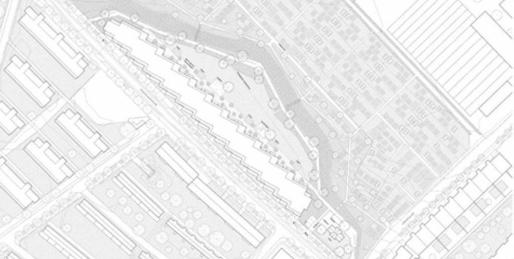 Wettbewerb Genossenschaftswohnungen Burgfelden Grenze