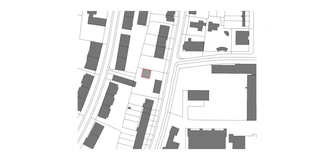Situation © Rahbaran Hürzeler Architekten