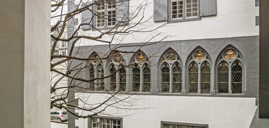 Foto: Kantonale Denkmalp ege Basel-Stadt, Erik Schmidt
