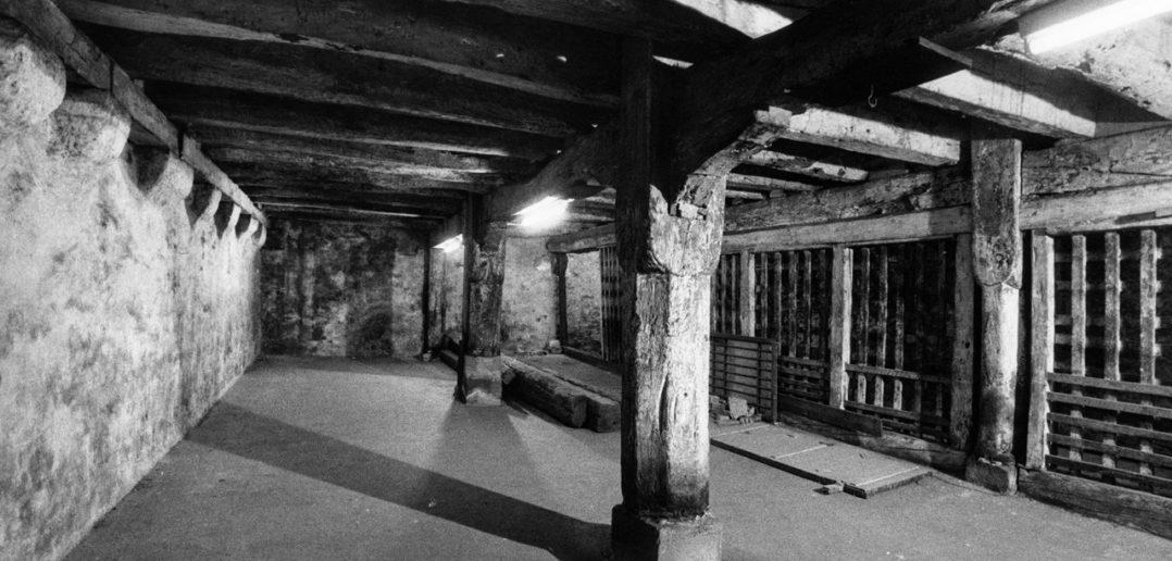 Foto: Archiv Kantonale Denkmalp ege Basel- Stadt