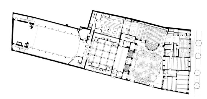 Volkshaus Basel von Henri Baur, 1925