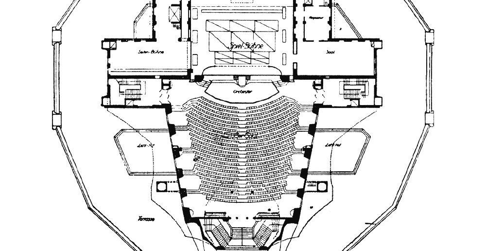 Goetheanum von Rudolf Steiner