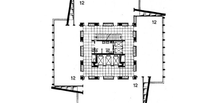 Geigy-Hochhaus von Burckhardt Architekten