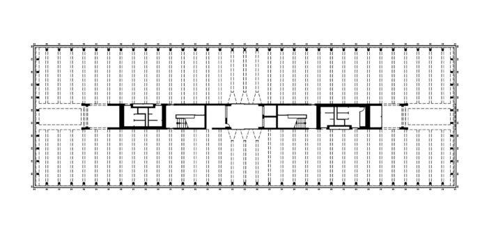 Bürohaus Treuhand Geselschaft Basel von Suter + Suter