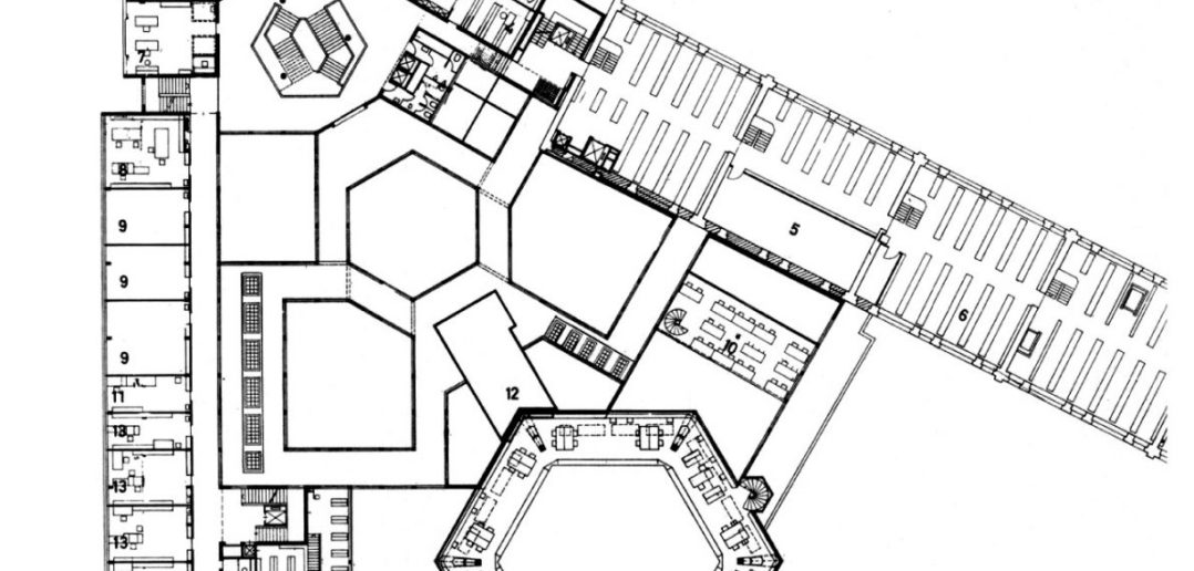 Universitätsbibliothek Basel, 1962-1968