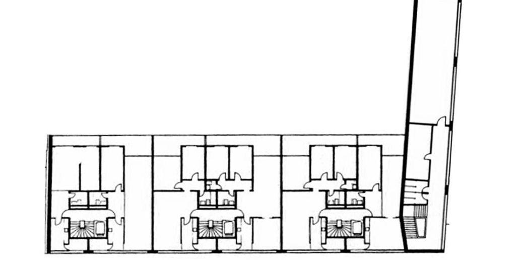 Überbauung Dreirosen-Klybeck, 1996
