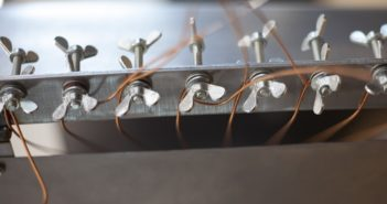 Ausstellung Schall und Raum | Architektonische Musikinstrumente, Bild: FHNW
