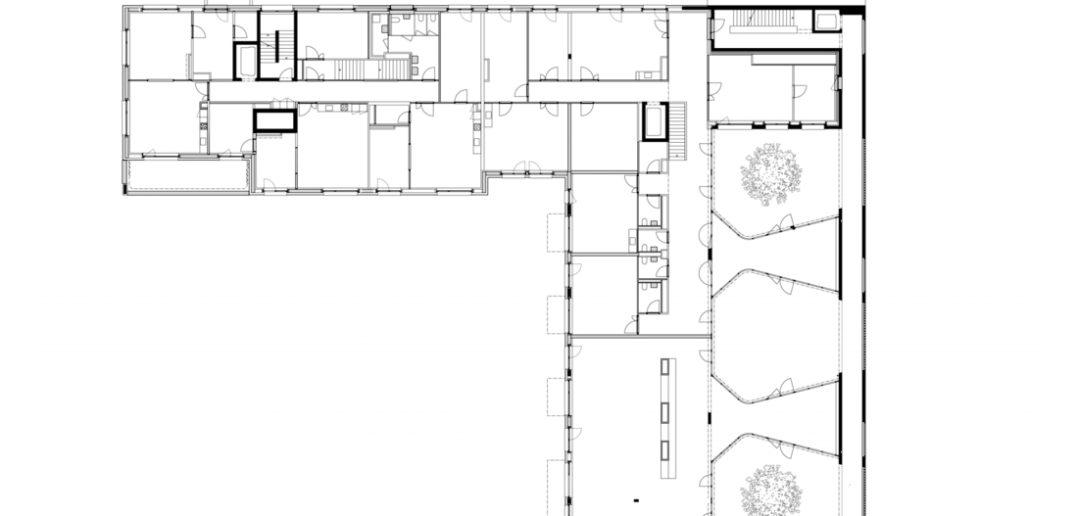Wohnhaus Erlenmatt Ost Baustein 1 von Galli Rudolf Architekten