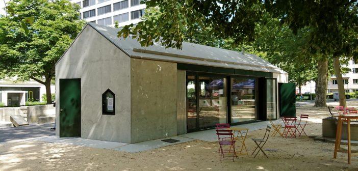 Kindertankstelle Claramatte Casear Zumthor © Architektur Basel