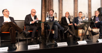 BSA-Debatte zur Baukultur an der Universität Basel © Architektur Basel