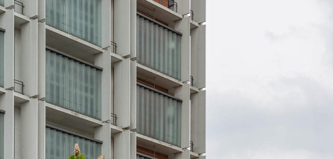 Fabrikations- und Lagergebäude Thomi + Franck, Basel © Architektur Basel