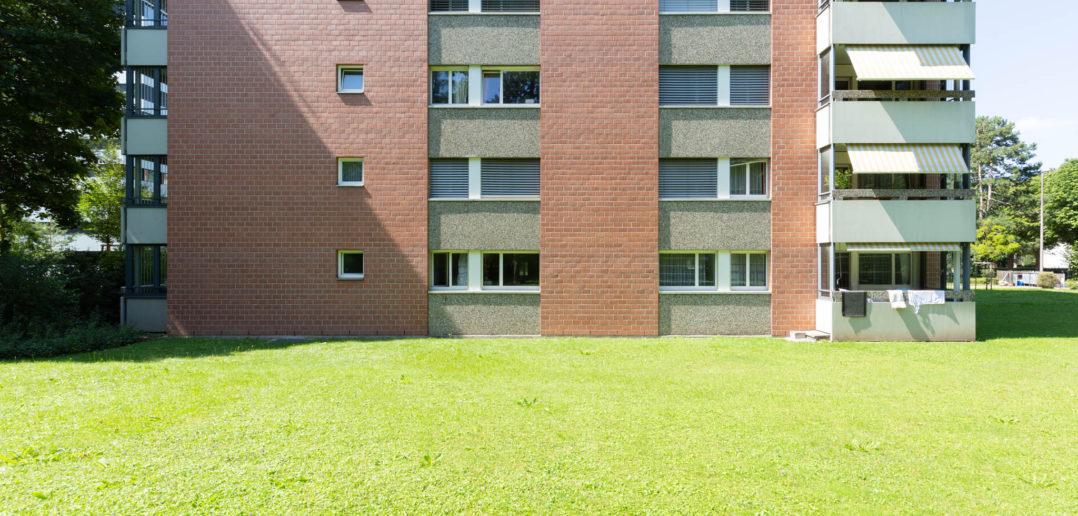 Hochhäuser Schorenareal von Burckhardt+Partner © Armin, Schärer, Architektur Basel