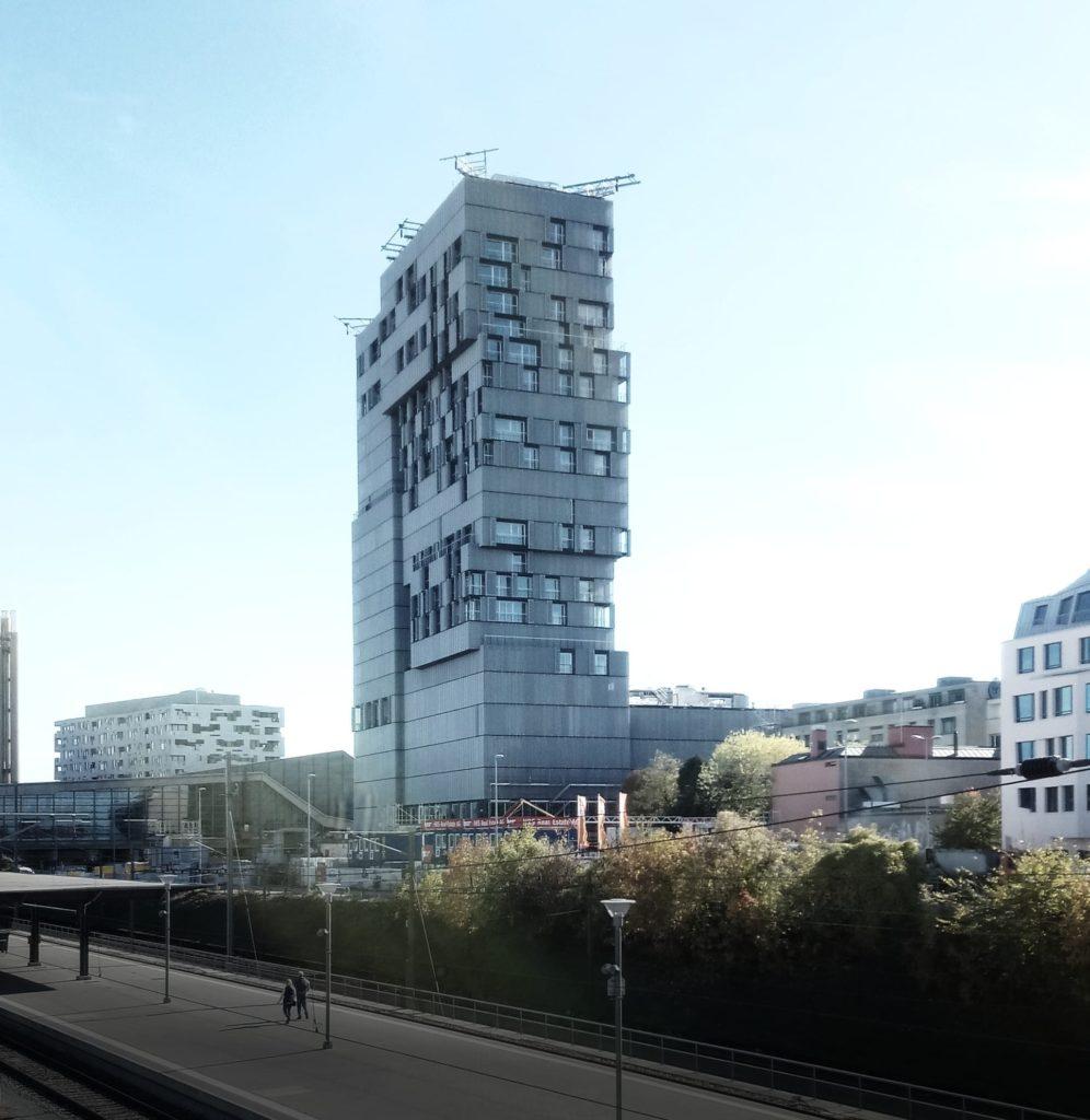 Meret Oppenheim Hochhaus © Architektur Basel