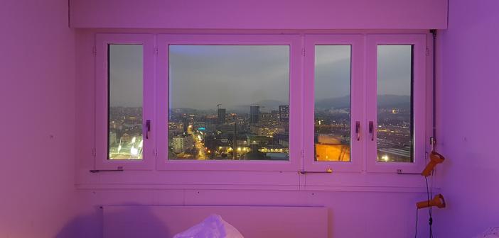 «Vom Wohnen in der Höhe», Vortrag von Li Tavor, ETH Zürich, Departement Architektur, 13.03.2018 | Bild: Li Tavor, 2016