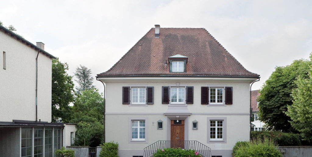 Reformiertes Pfarrhaus (1926), Allschwil © Börje Müller Fotografie