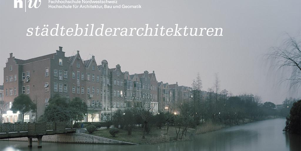 Antrittsvorlesung, FHNW Insititut Architektur