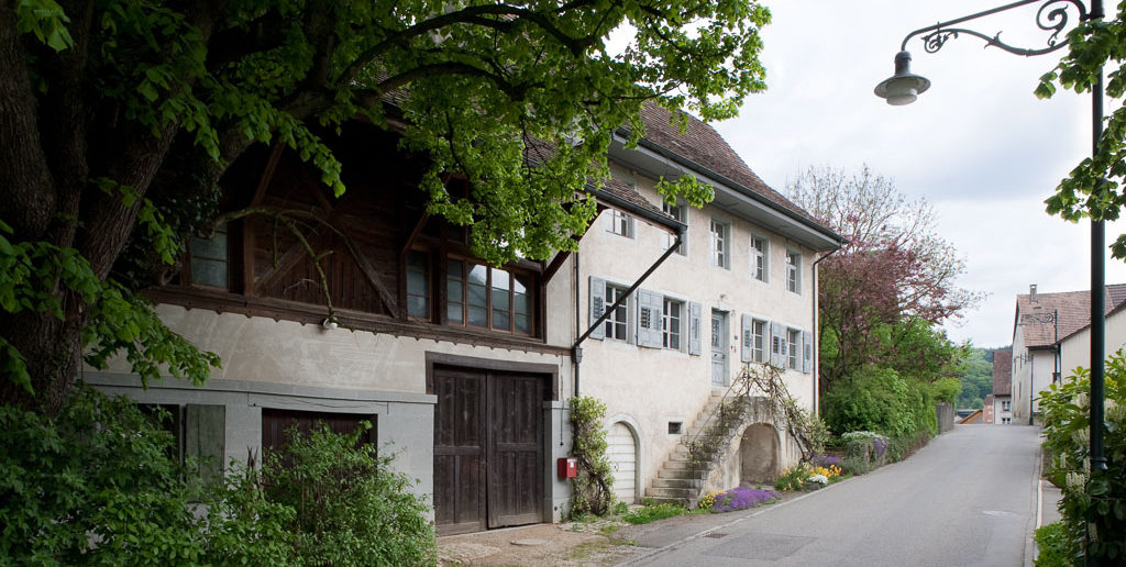 Bauernhaus Im Chrüz, Hauptstrasse 141, Arisdorf © Börje Müller Fotografie