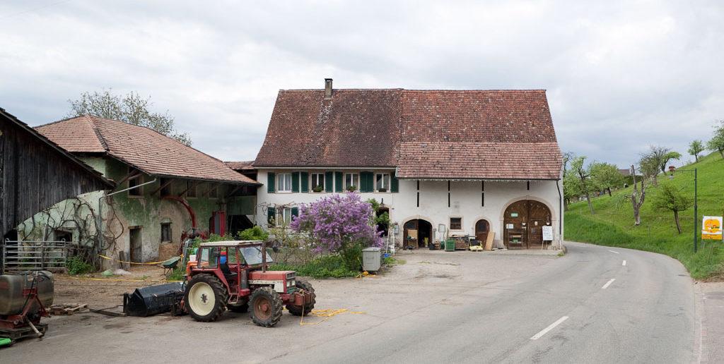 Ehemaliges Gasthaus Schützen, Hauptstrasse 116, Arisdorf © Börje Müller Fotografie
