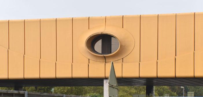 Autobahnraststätte, Pratteln © Architektur Basel
