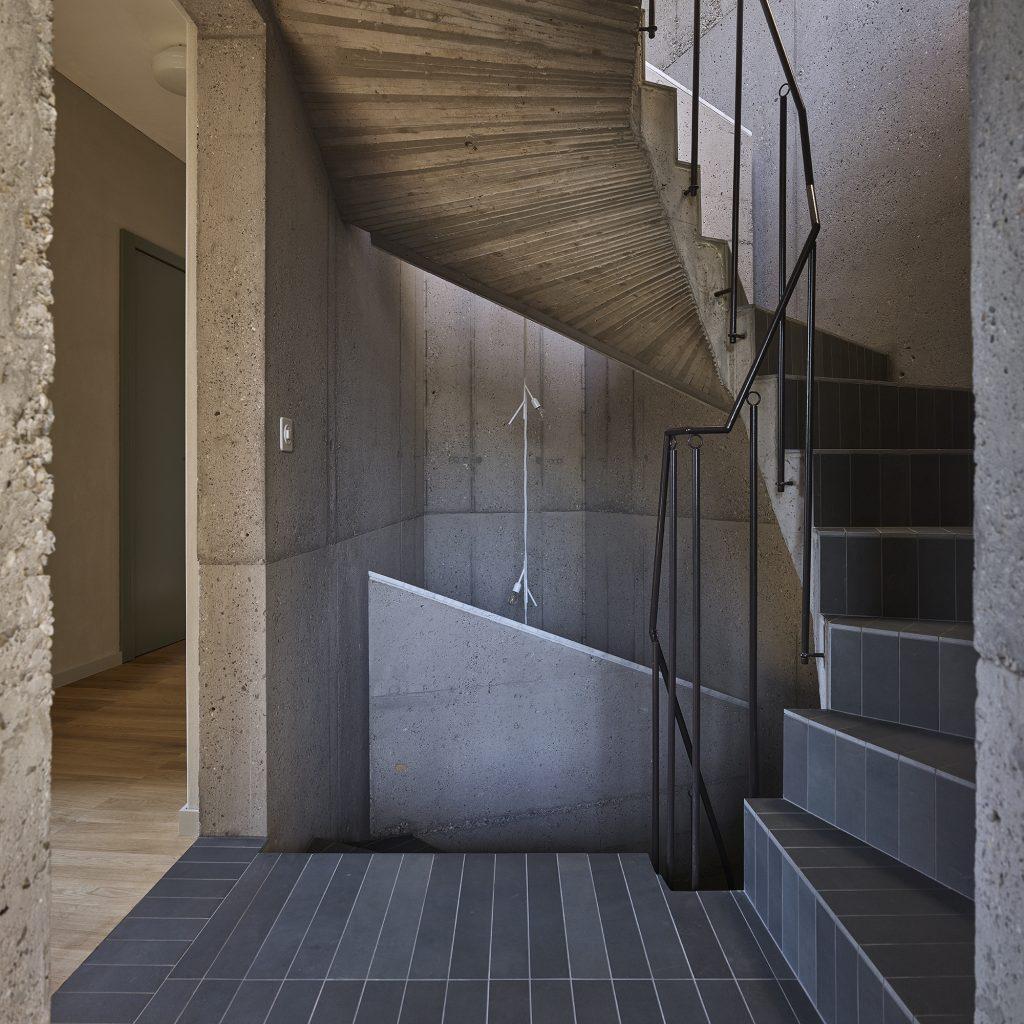Haus Bernardi von Buol & Zünd Architekten © Philip Heckhausen