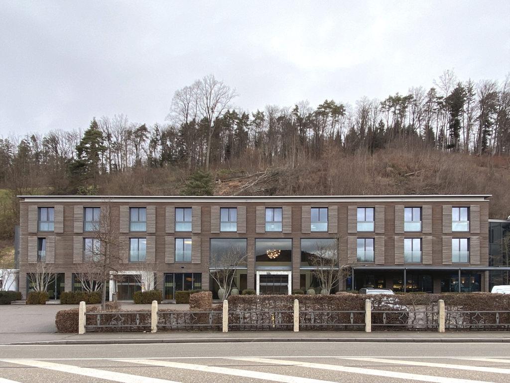 Erweiterungsbau, Bad Bubendorf © Simon Heiniger / Architektur Basel