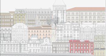Ausschnitt Cover «Atlas zum Städtebau» ©Hirmer Verlag GmbH, München