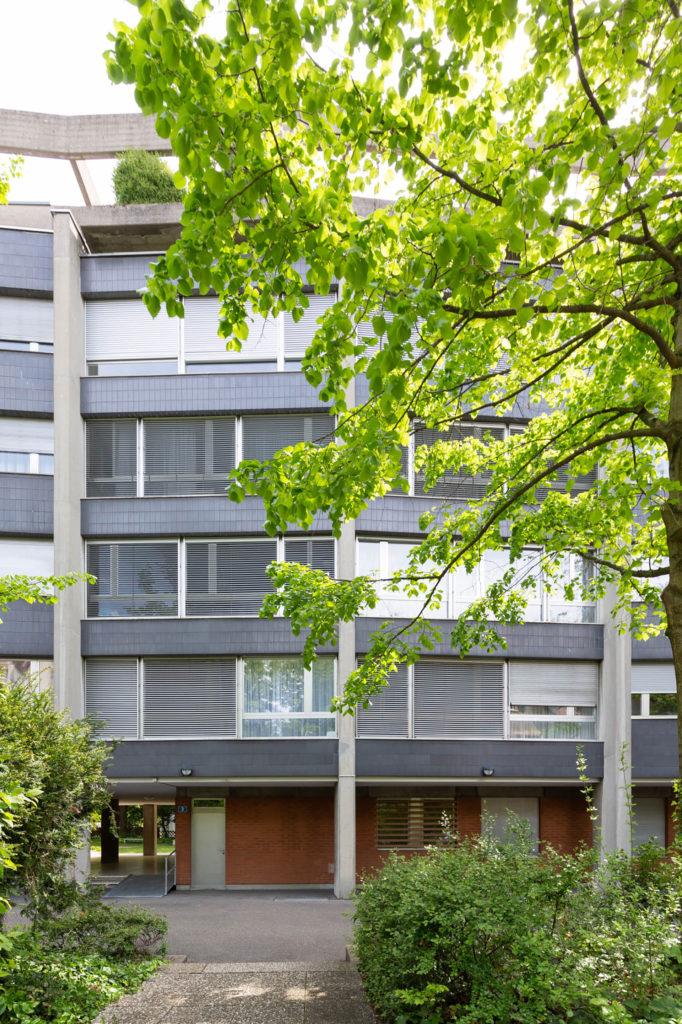 Wohnhaus Lindenstrasse von Burckhardt+Partner © Architektur Basel
