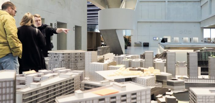 Infoanlass – Architektur studieren an der FHNW © FHNW