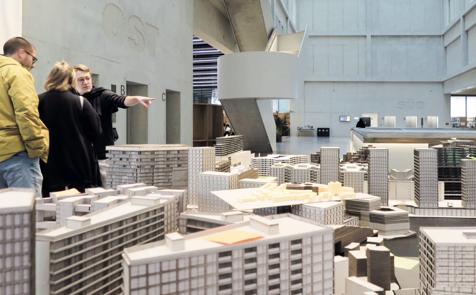 Veranstaltung architekturstudium an der fhnw for Architektur studieren info