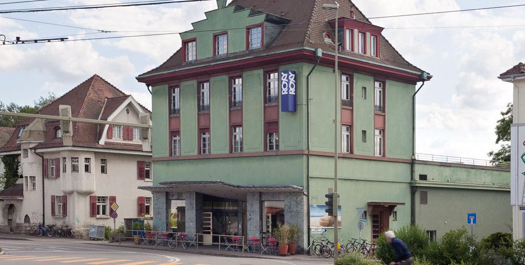 Ehemaliges Kino Roxy, Birsfelden © Börje Müller Fotografie