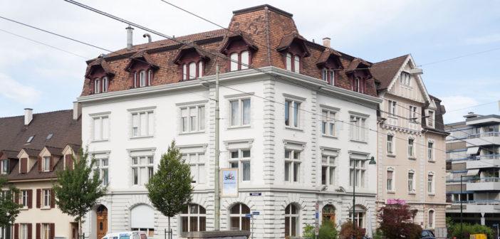 Ehemaliges Hotel Bellevue, Birsfelden © Börje Müller Fotografie