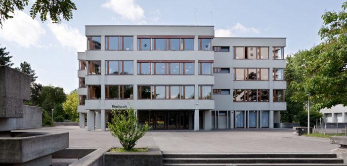 Sekundarschule Rheinpark, Birsfelden © Börje Müller Fotografie