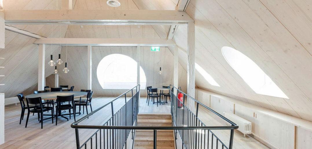 Sanierung und Umbau Petersgraben 11 © Baumann Lukas Architektur AG