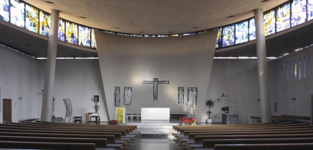 Römisch-katholische Kirche Bruder Klaus, Liestal © Architektur Basel