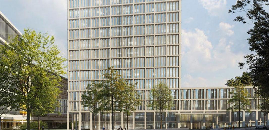 Unispital Perimeter B: Burckhardt + Partner
