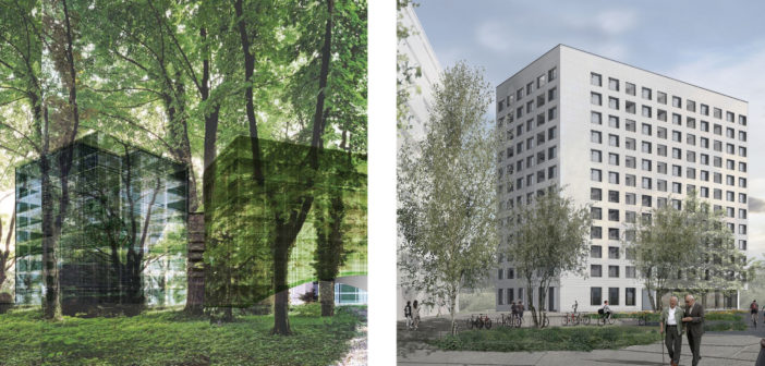 2002 versus 2019 © Diener & Diener / SSA Architekten