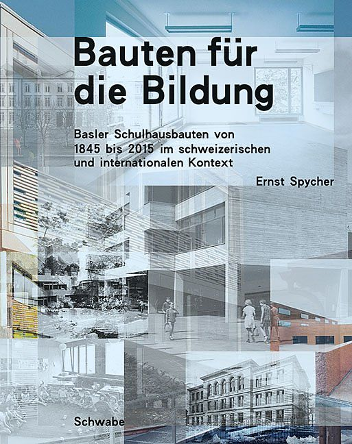 """Cover """"Bauten für die Bildung"""" © CMV"""