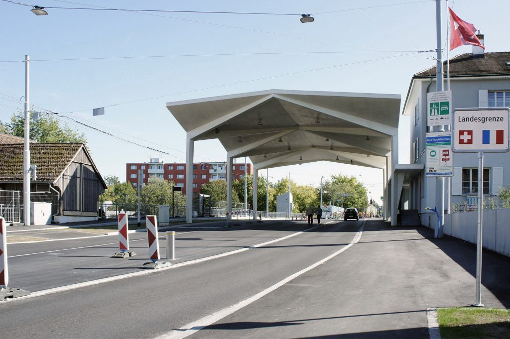 Burgfelden grenz berschreitende projekte architekturbasel - Architektur basel ...