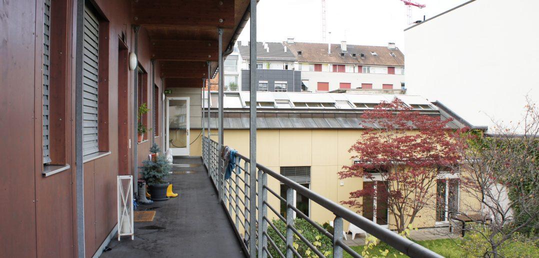 Die Wahrheit Im Hinterhof Basels Erste Fabrikumnutzung