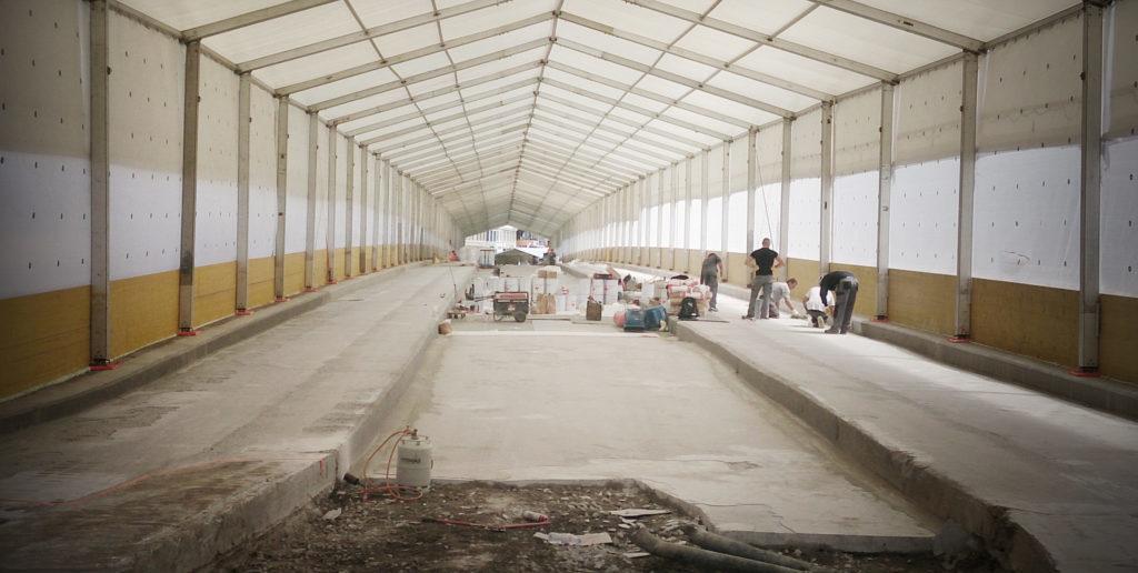 Baustellenbesuch | Mittlere Brücke Basel