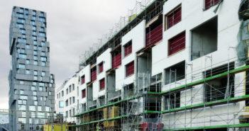 Neubau Wohnungen Meret Oppenheim-Strasse von Luca Selva © Architektur Basel